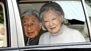 天皇、皇后両陛下が高輪皇族邸を視察 高輪皇族邸 検索動画 3