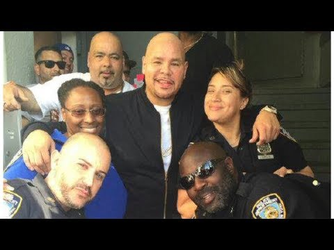 Fat Joe EXPLAINS Why He Is WORKING W/ The POLICE?!? (2017)