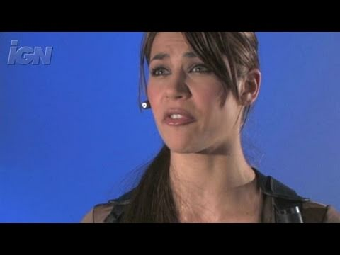 Tomb Raider: Legend Xbox 360 Interview - Karima Adebibe