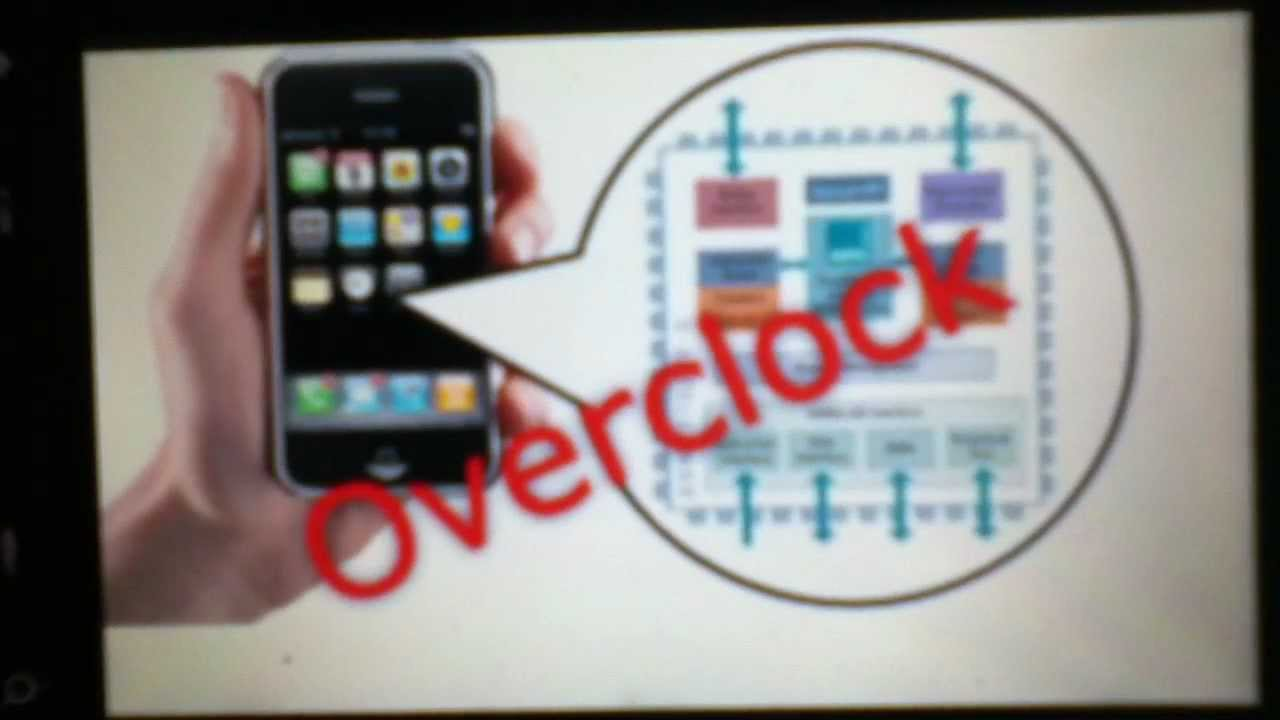 How to stop your iPhone/Itouch from lagging (overclock)