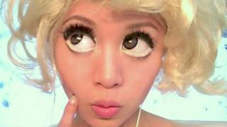 One of Michelle Phan's most viewed videos: Lady Gaga Bad Romance Look