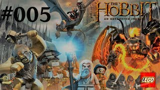 let s play lego der hobbit part 005 gejagt durch den wald