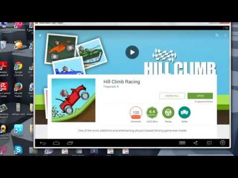 How To Play Android Games On Pc/Laptop Windows 7,8,10