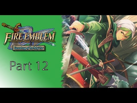 Fire Emblem Iv Inheritors Of The Crusade Part 14 Alec Cursed With