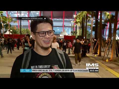 Kemeriahan Konser Gun N' Roses Di Jakarta- IMS Mp3
