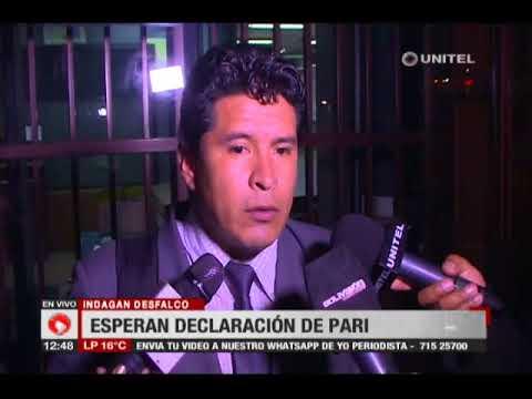 Fiscalía continúa en la búsqueda de bienes adquiridos por Juan Pari