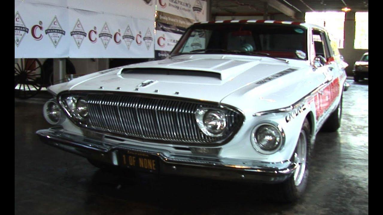 1962 Dodge Dart Two Door Wagon Custom - YouTube