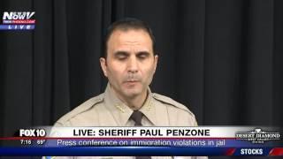 WATCH: Sheriff Paul Penzone Says