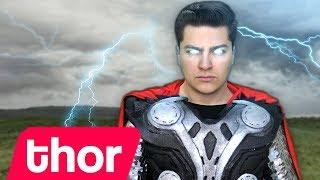 THOR - Diss to Avengers Endgame