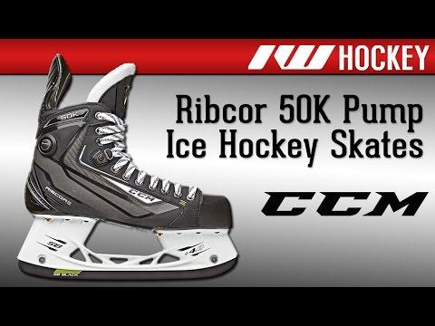 20c24c97052 CCM RibCor 50K Skate - On-Ice Review