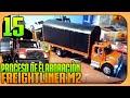 Elaboración maqueta camión. Vídeo #15