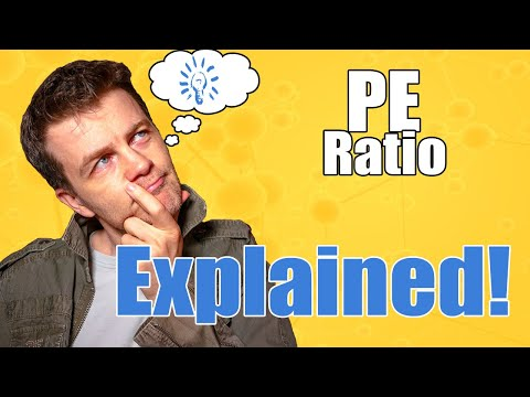 What is PE Ratio (Price to Earnings Ratio)