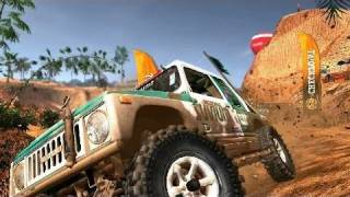 Off Road Drive - Prague and Play 2010 Gameplay Trailer | HD
