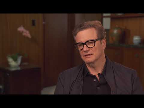 Colin Firth on a True Love Story Defying Obstacles