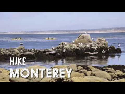 Take a Hike in Monterey County