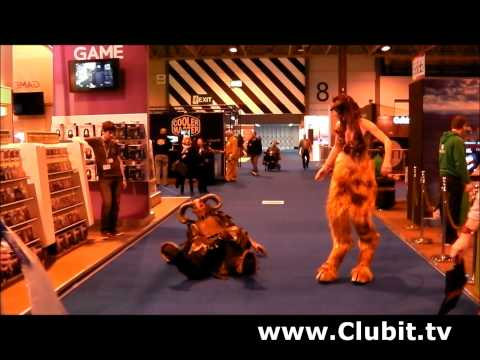 Digilegs Monsters by Area 51 at The Gadget Show Live