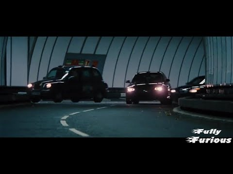 Fast & Furious 6 (2013)   Shaw's Escape scene Hd