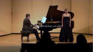Schumann: Frauenliebe und -leben, Op. 42