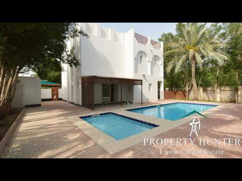 Villa for Rent at West Bay Doha / Qatar - Ref#1296 By Property Hunter