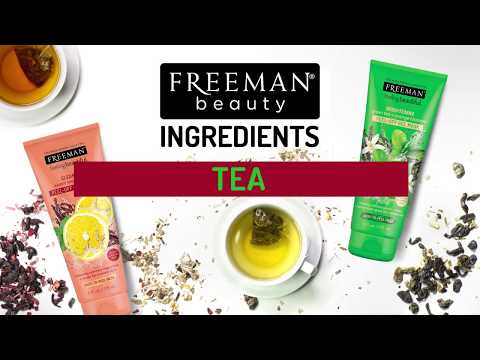 Freeman Beauty Ingredients - Tea