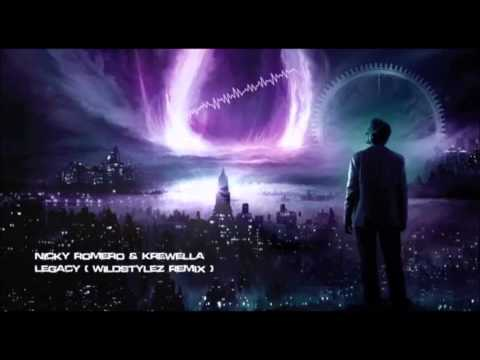 Nicky Romero vs Krewella - Legacy (Wildstylez Remix)