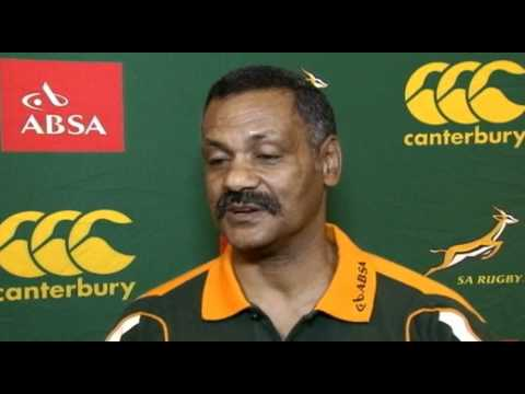 RWC 2011: Peter De Villiers interview