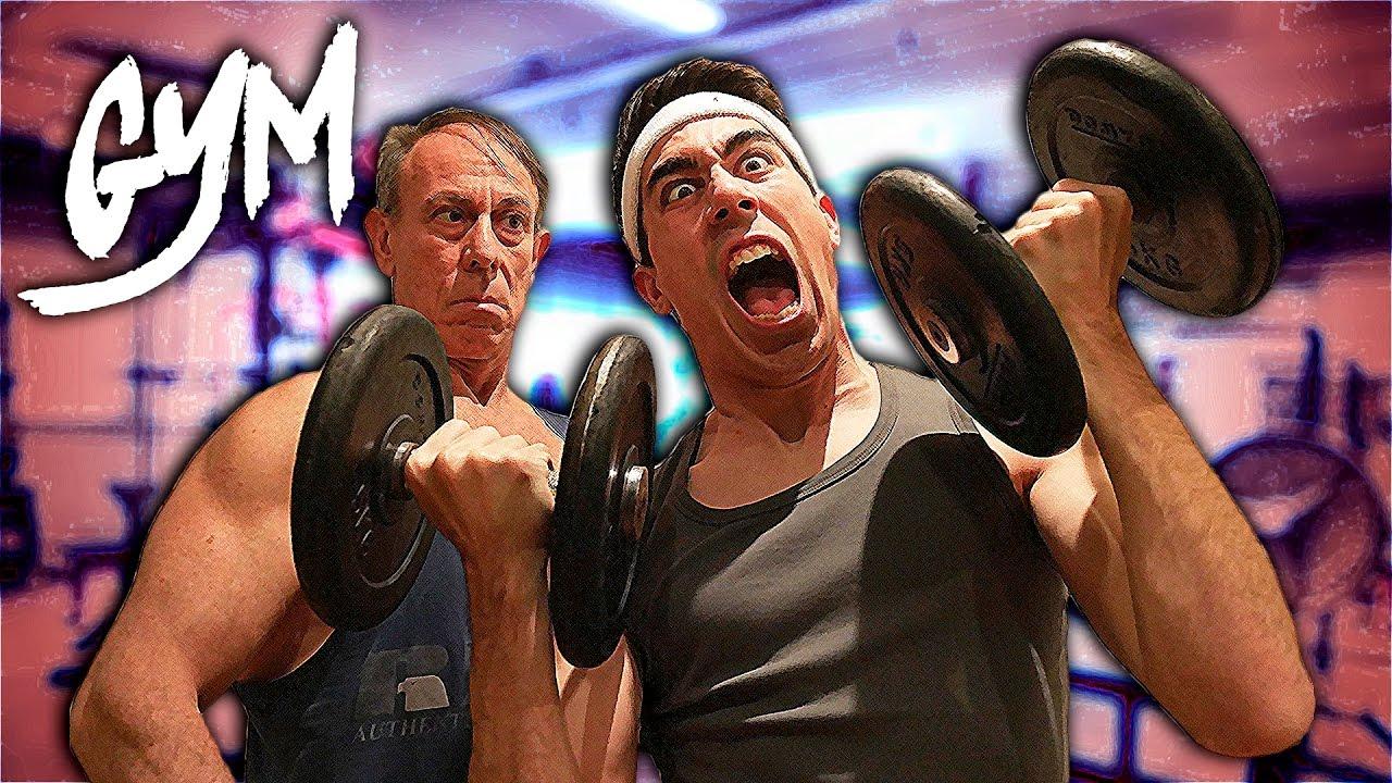 Tipos de personas gym youtube for Tipos de persas