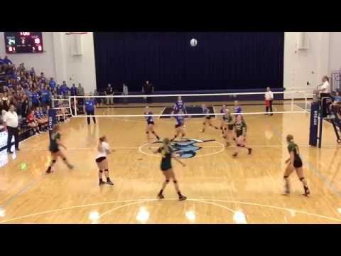 Myrtle Beach Seahawks State Championship final point