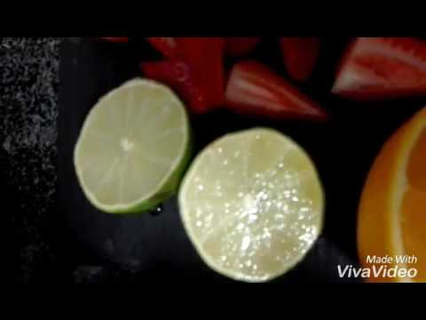 Fresh Fruit Macedonia Recipes