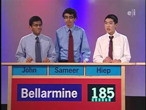 Bay Area Quiz Kids Show 1404