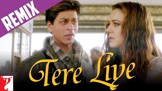 Gambar cover Remix: Tere Liye Song | Veer-Zaara | Shah Rukh Khan | Preity | Lata Mangeshkar | Roop Kumar Rathod