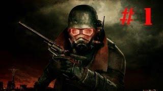 fallout: New Vegas Прохождение - Часть 1 (создание персонажа)