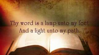Thy Word - Avalon (lyric video)
