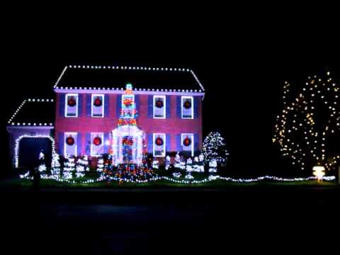 2015 Kurtz Christmas Lights - Fight Song