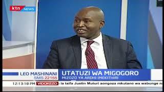 Hali ya wasiwasi Nakuru baada ya watu watatu kuuawa na wengine kadhaa kujeruhiwa