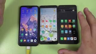 MiUi 10 STABLE на Xiaomi Redmi 6 и Redmi 6a