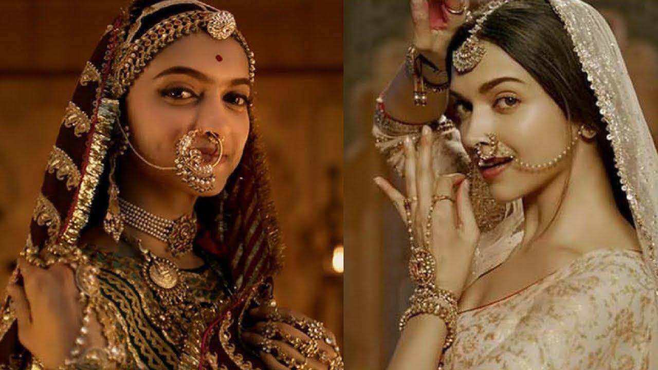 Deepika Padukone Padmavati Inspired Makeup Tutorial ...