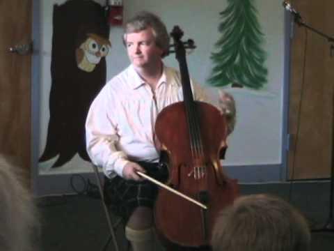 2010 NHHG Open Scottish Fiddle Bob Jennings