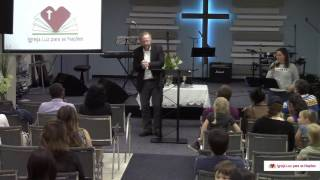 O Serviço no Reino de Deus – Pr. Meine Veldman – 04 de Junho de 2017