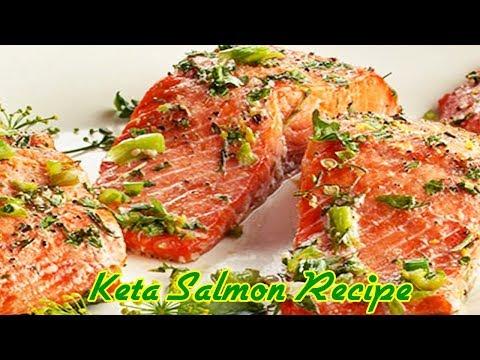 Keta salmon recipe youtube keta salmon recipe ccuart Choice Image