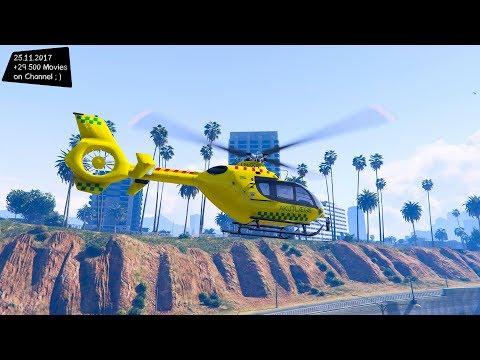 Danish / Dansk Akutlaegehelikopter EC135 Grand Theft Auto V , VI - future