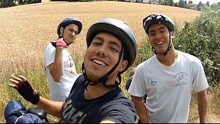 [Véloscénie] Road Trip à vélo : de Paris au Mont-Saint-Michel
