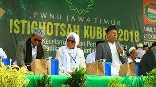KH Marzuqi Mustamar Sholawat asyghil Hanya di Indonesia amaliah Aswaja bisa aman besar besaran