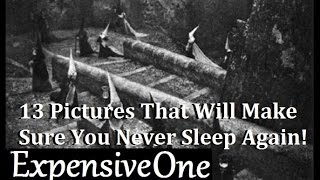 13 Pictures That Will Make Sure You Never Sleep Again