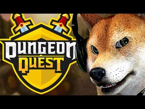 Roblox Dungeon Quest!🐺!Team Bork!?🦊!