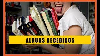 ALGUNS RECEBIDOS - BOOK HAUL