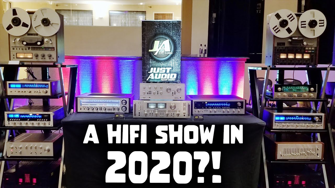 The HiFi Summit - How you can attend a HiFi Show in 2020?! When CES, CEDIA, Axpona, are CANCELLED!