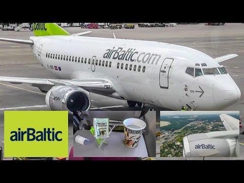 *TRIPREPORT* Air Baltic to Estonia | BT202 Berlin (TXL) - Tallinn (TLL) | B737-500 | Economy