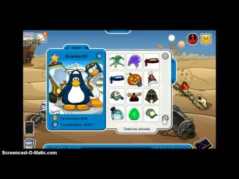Nuevo hack de ropa de club penguin (AGOSTO)