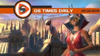 GS Times [DAILY]. Master of Orion, Insurgency: Sandstorm, Уоррен Спектор